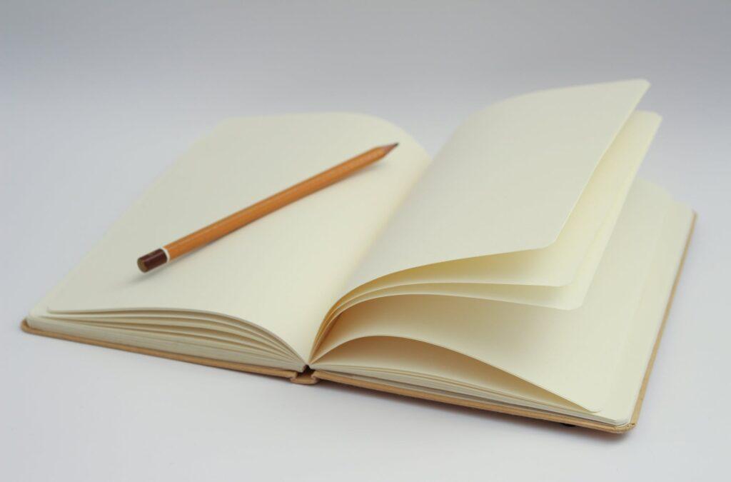 Deja que tu personaje escriba todos los sucesos de su vida. Es una gran manera de conocer la voz de tu personaje. Photo by Dom Jon Pexels.com