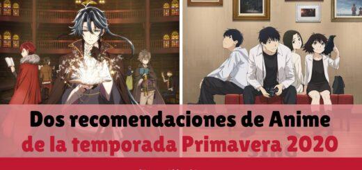 Recomendaciones anime 2020