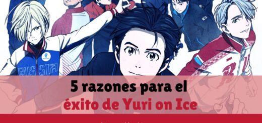 Éxito de Yuri on Ice