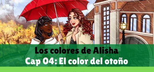 Capítulo 04 - Los colores de Alisha