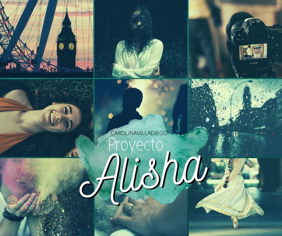Proyecto Alisha, una historia de amor interacial entre dos mujeres.