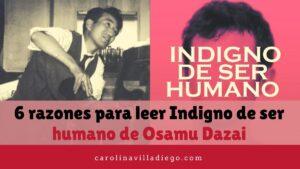 Indigno de ser humano - Osmau Dazai